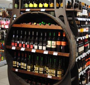 reparto vini